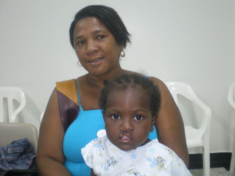 Jonathan and his grandmother