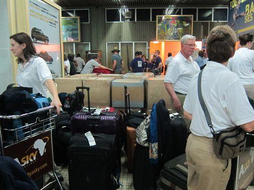 1st night togo airport 2