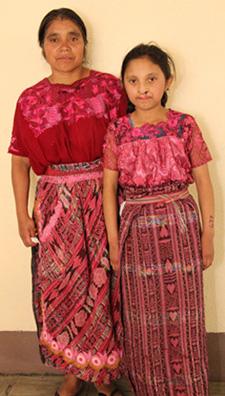 Guatemalan Dresses