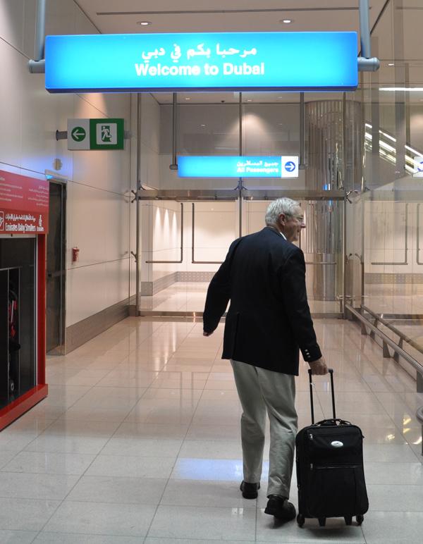 Arrive Dubai
