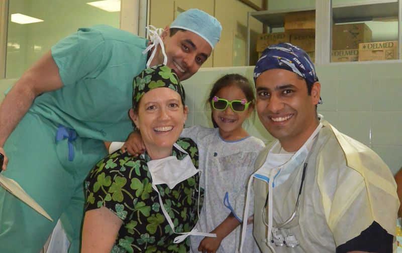 Dr Amir Dr Julie Alison and Dr. Gagan