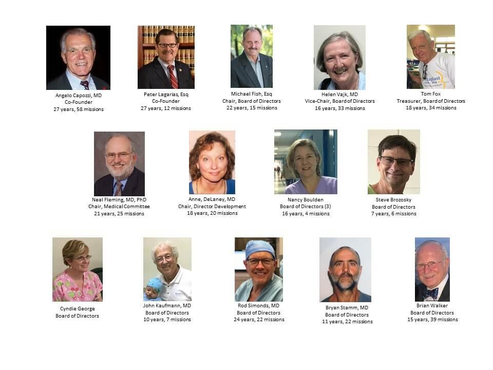 Photos - Board of Directors